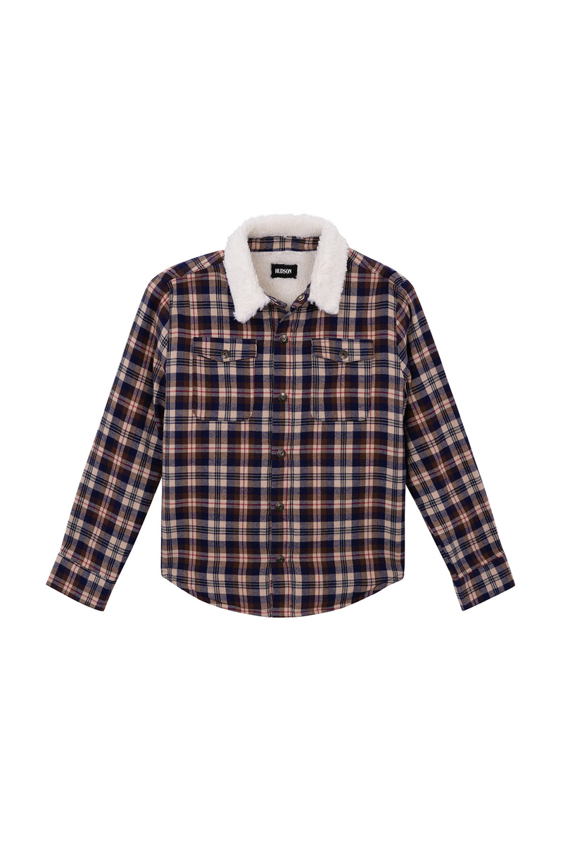 Little Boys Oatman Shacket, Sizes 2T-7