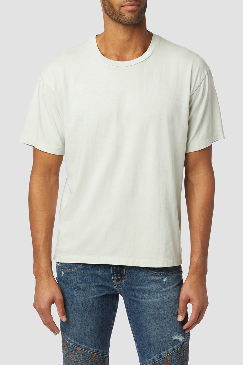 Short Sleeve Step Hem Tee