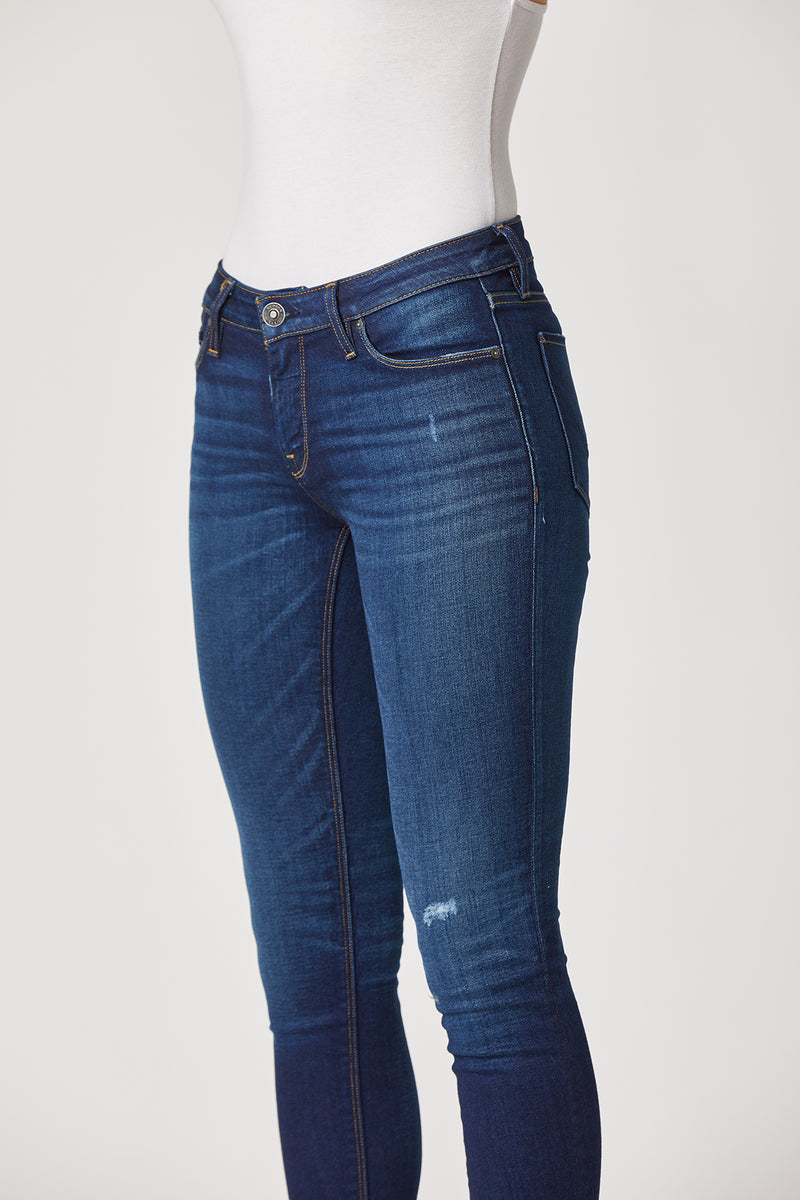Krista  Low-Rise Super Skinny Jean