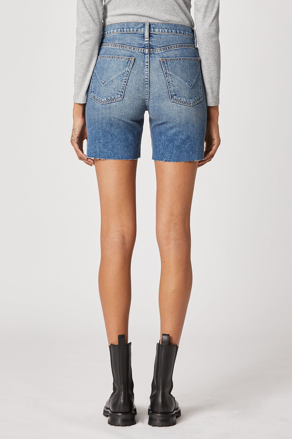 Hana High-Rise Biker Short