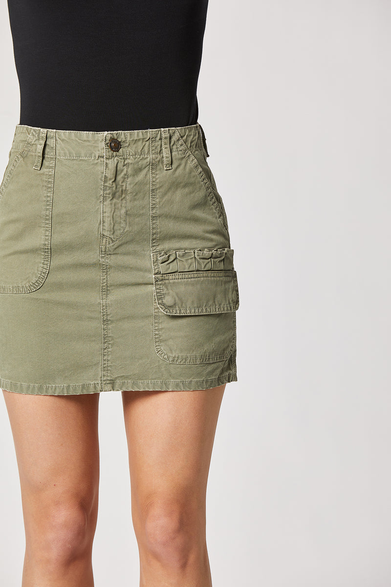 Hunter Mini Skirt
