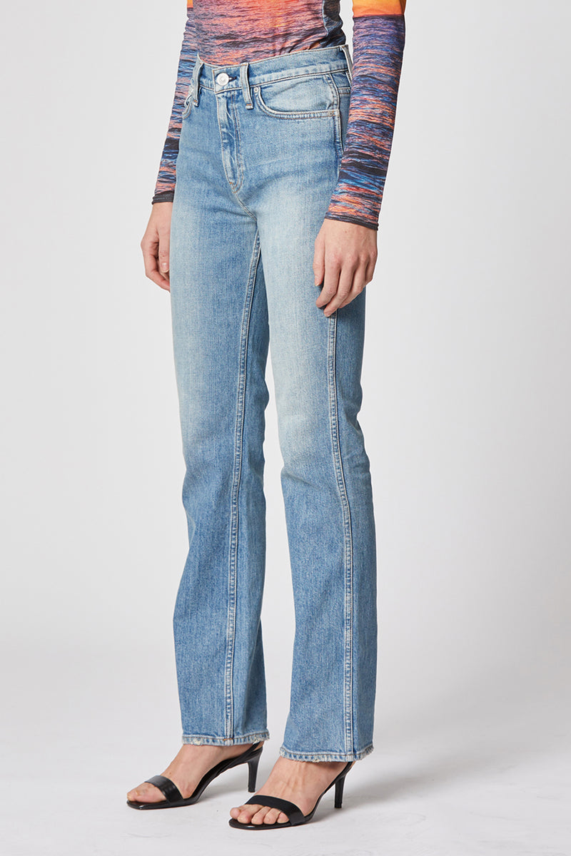 Abbey High-Rise Bootcut Jean