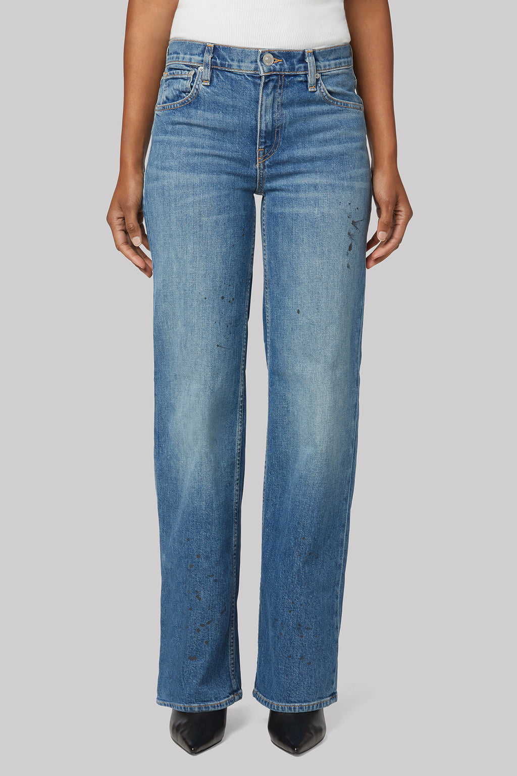 Rosie High-Rise Wide Leg Jean