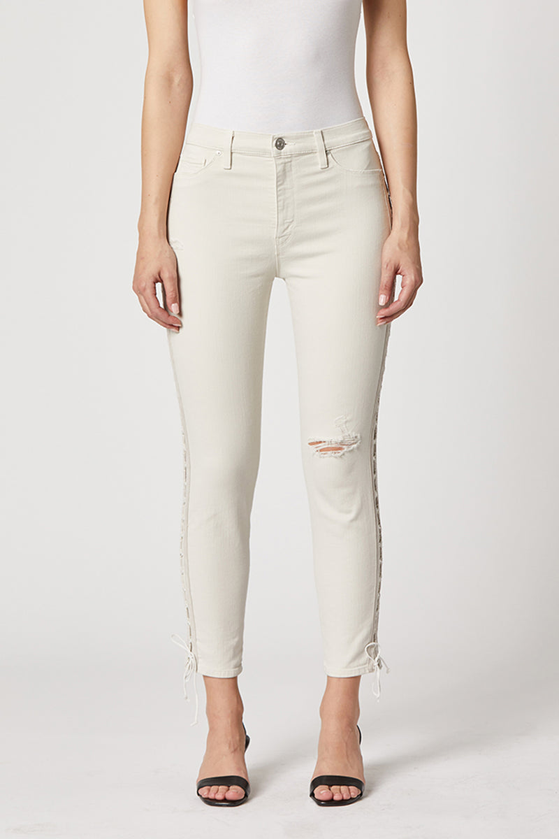 Holly High-Rise Skinny Crop Jean