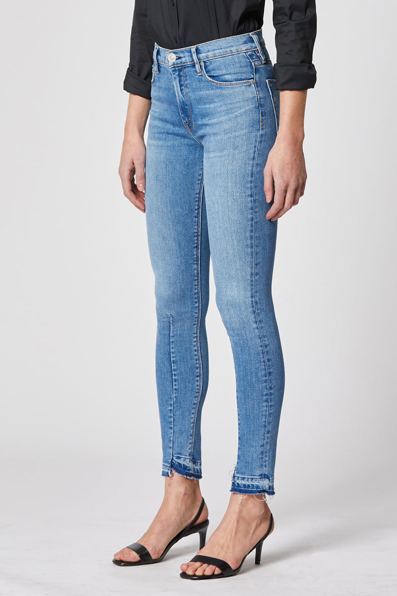 Barbara High-Rise Skinny Crop Jean