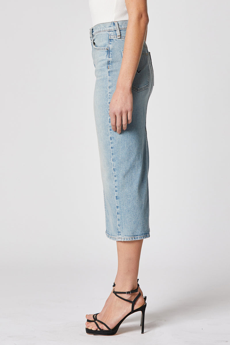 Paloma Pencil Ankle Skirt