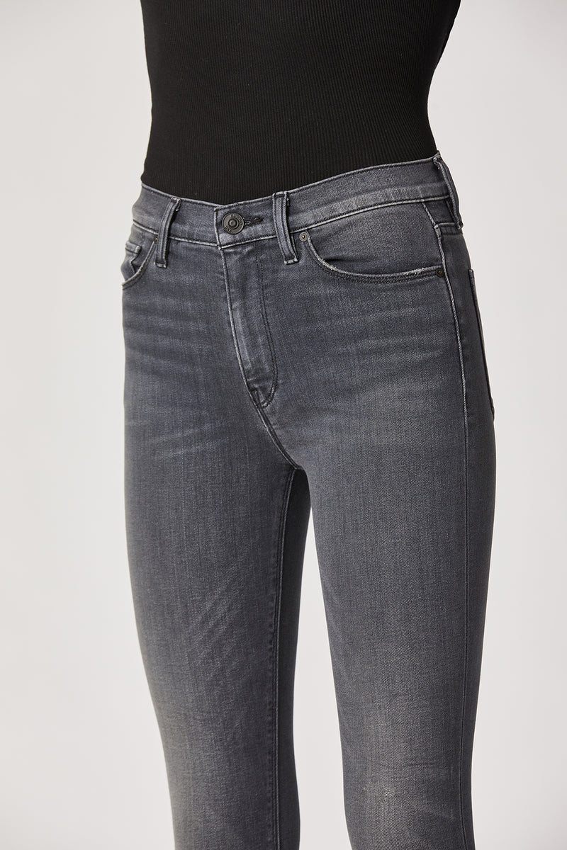 Barbara High-Rise Super Skinny Ankle Jean