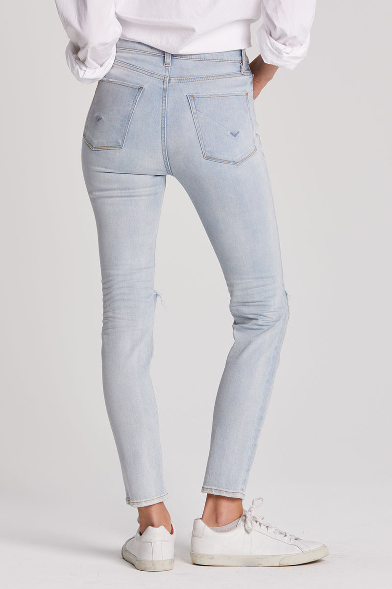Holly High-Rise Skinny Ankle Jean
