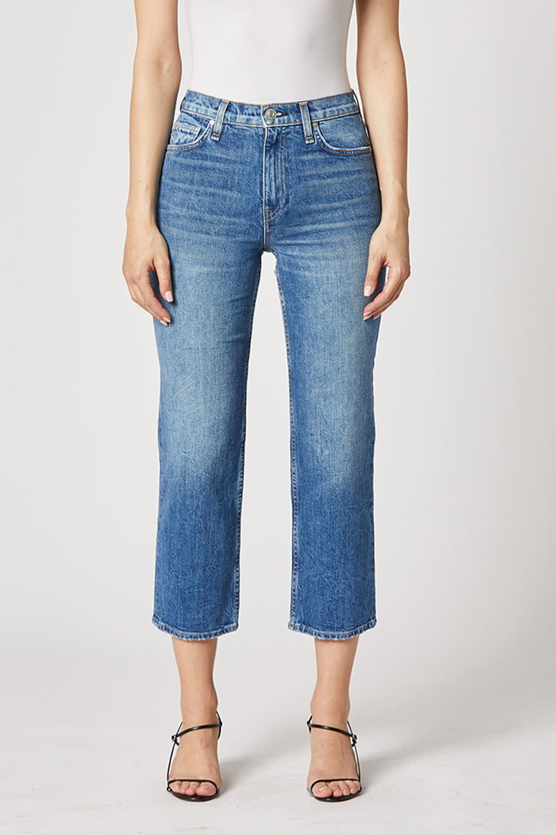 Rowen Low-Rise Straight Jean