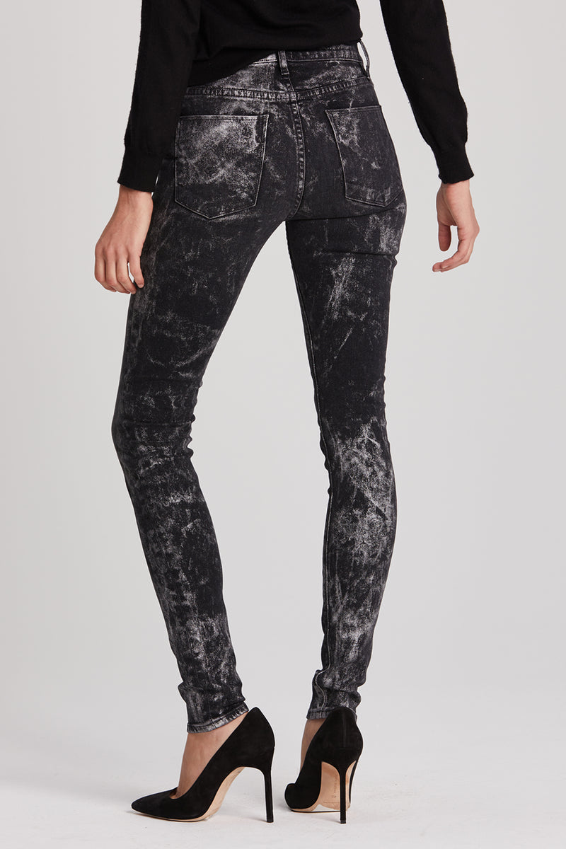 Nico Mid-Rise Super Skinny Ankle Jean