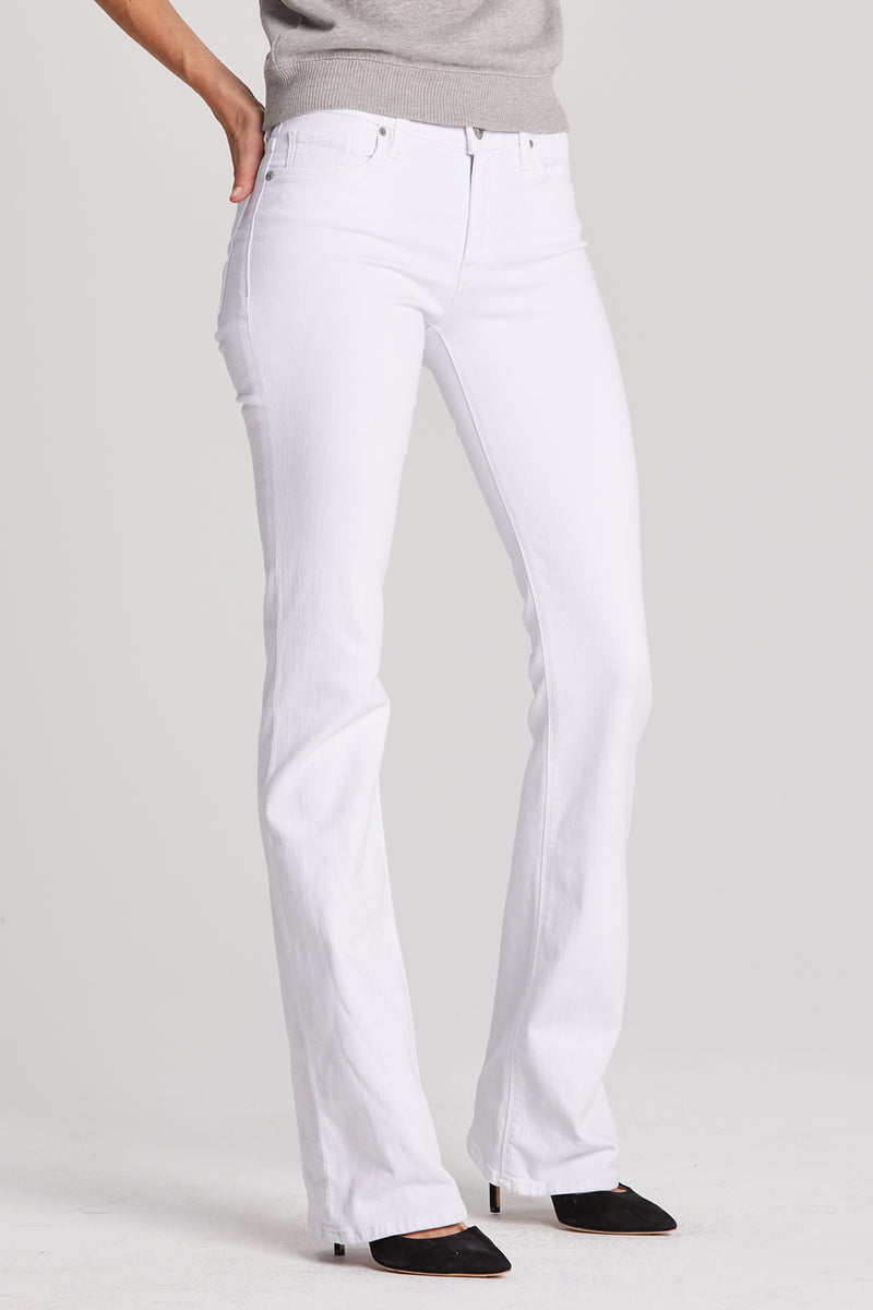 Nico Mid-Rise Bootcut Petite Jean
