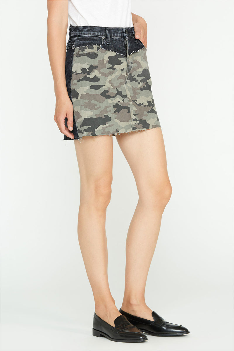 Viper Mini Skirt - hudsonjeans