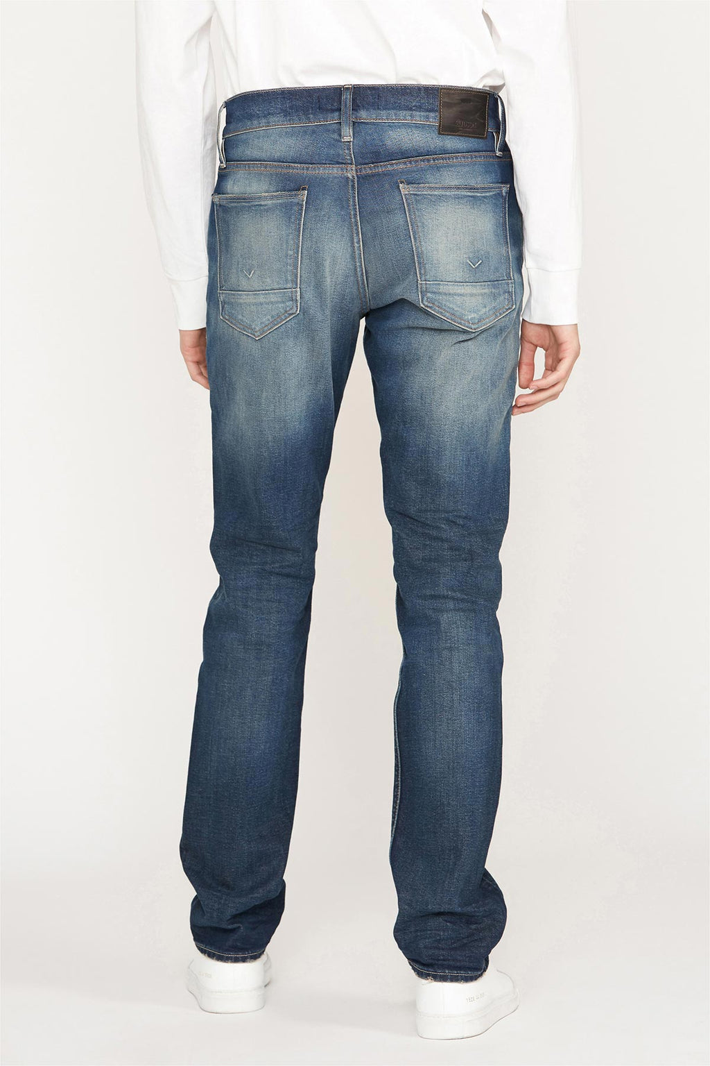 blake slim straight comfort stretch jean mens