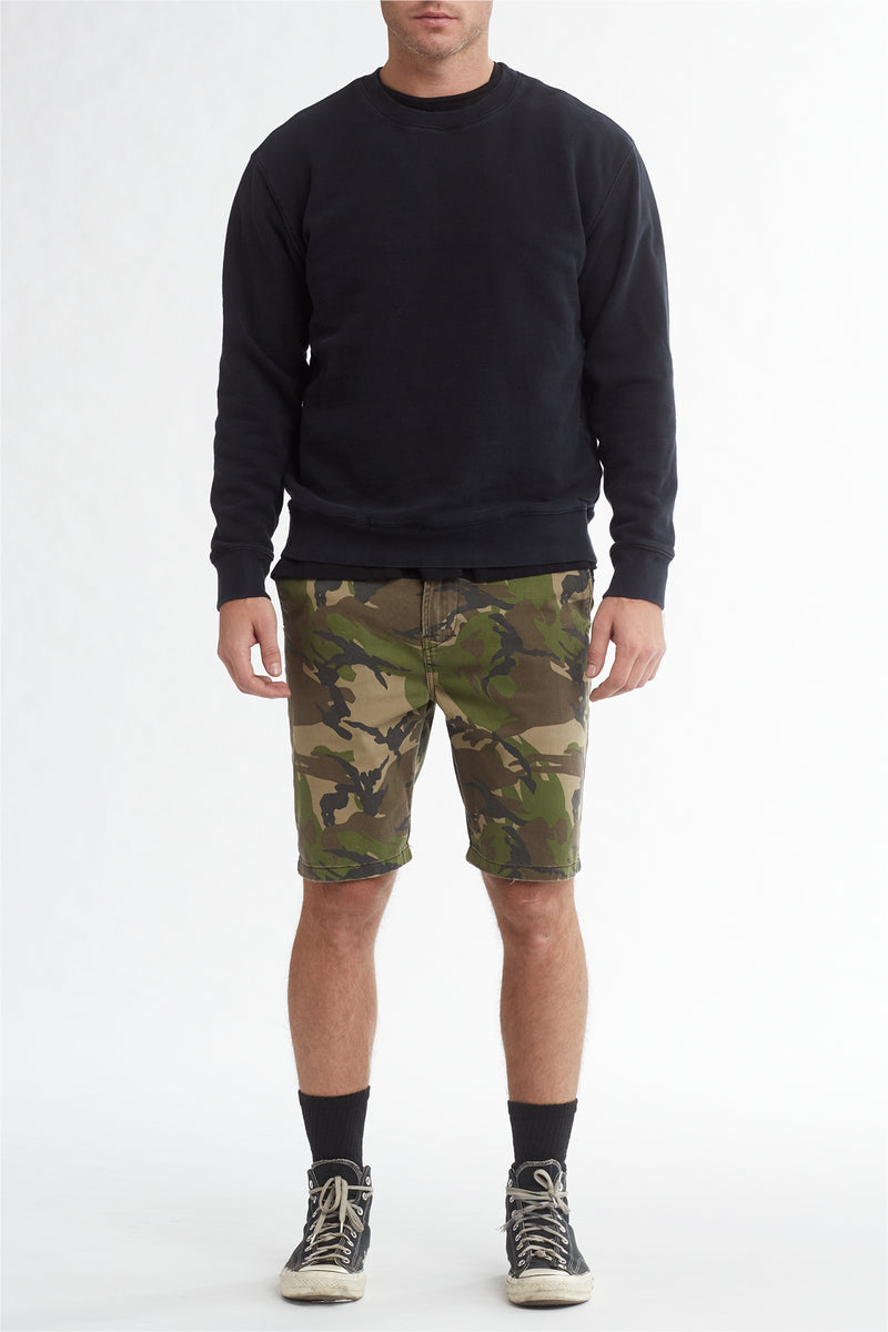 Relaxed Chino Short