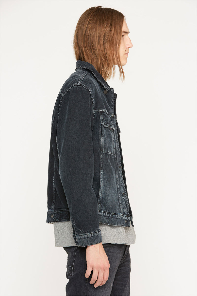 Denim Trucker Jacket - hudsonjeans