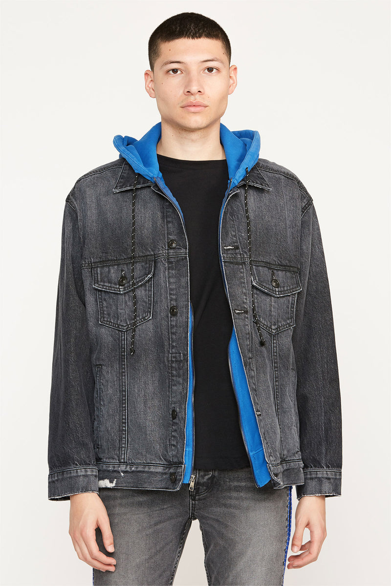 Oversized Denim Jacket - hudsonjeans