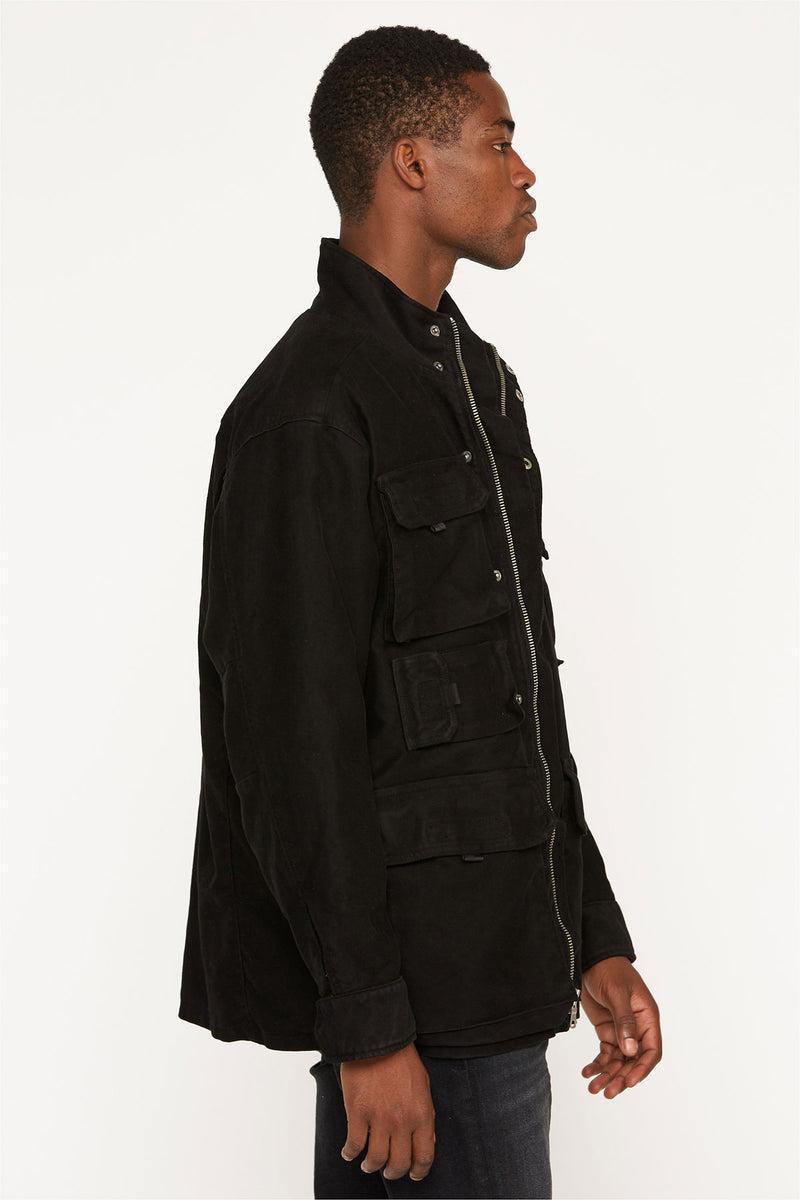 Field Jacket - hudsonjeans