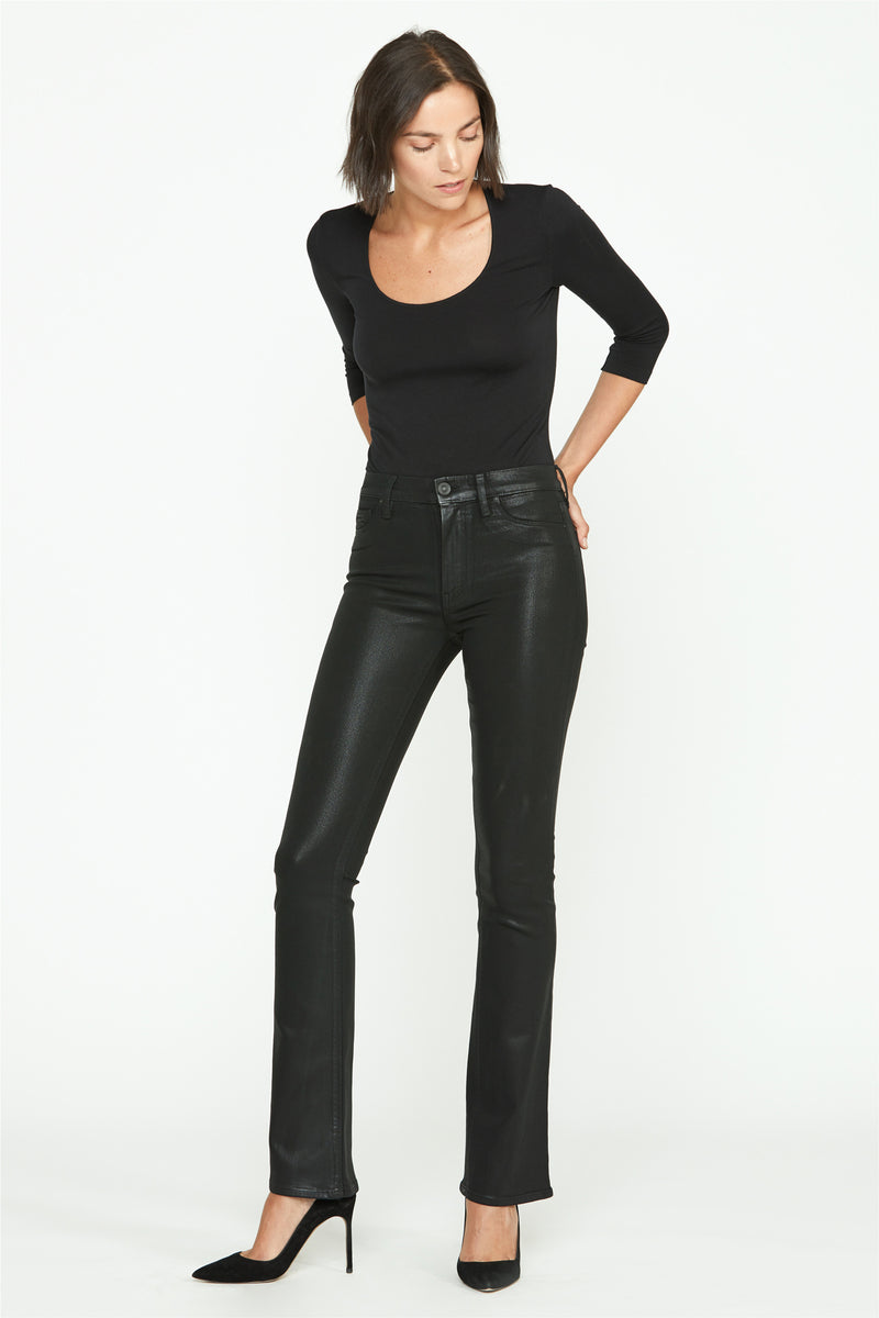 Barbara High-Rise Skinny Ankle Jean