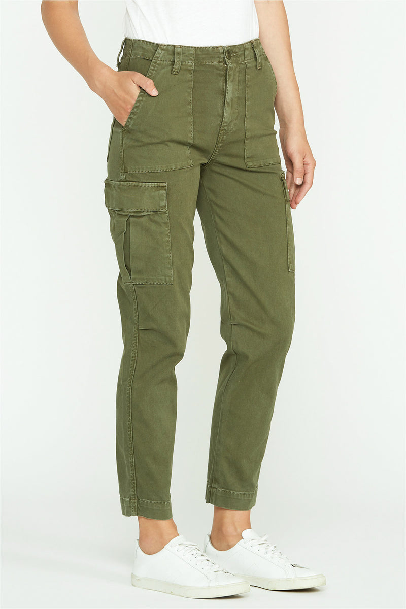 High-Rise Classic Cargo Pant - hudsonjeans