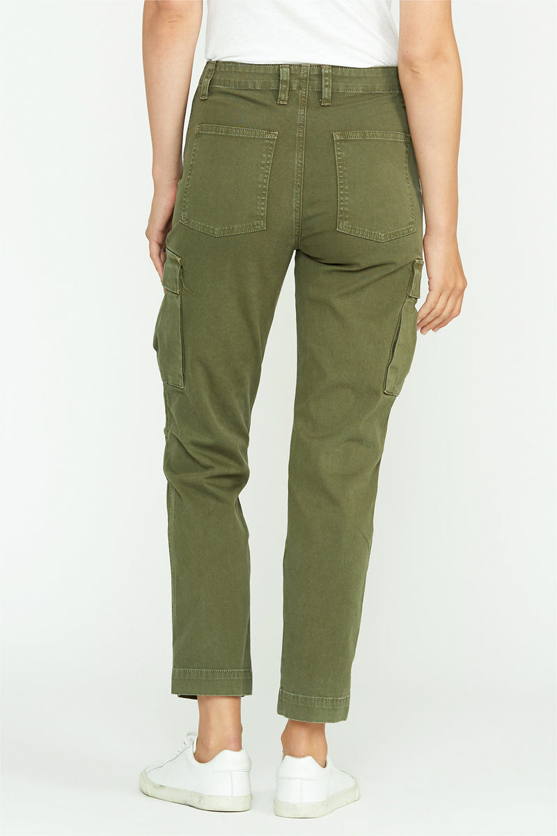 High-Rise Classic Cargo Pant