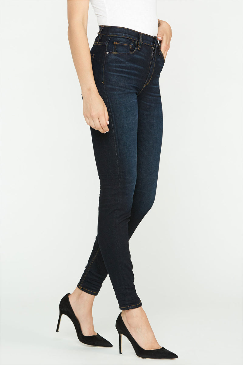 Holly High-Rise Skinny Ankle Jean - hudsonjeans