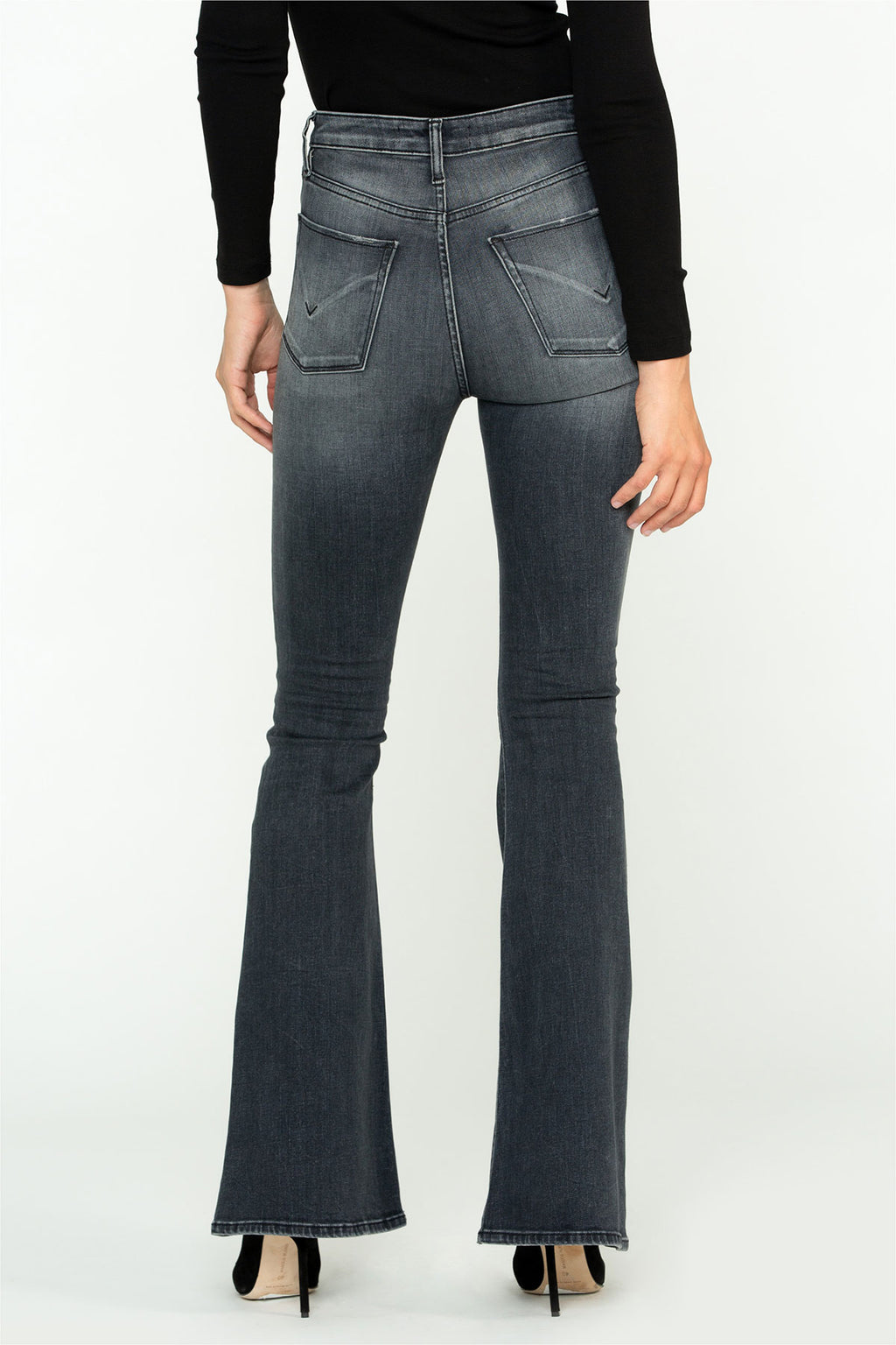 Holly High-Rise Flare Jean - hudsonjeans