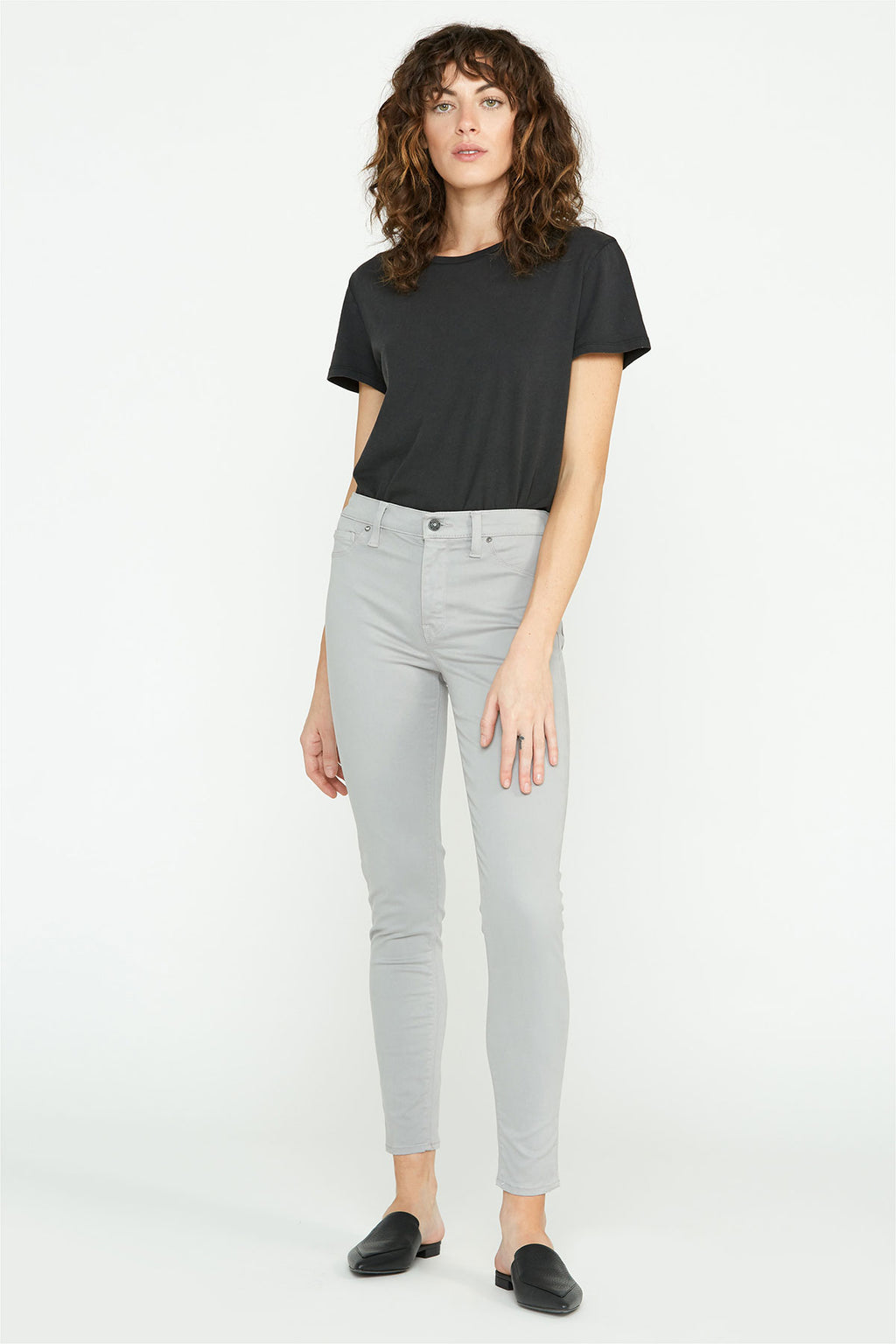 Barbara High-Rise Super Skinny Ankle Pant - hudsonjeans