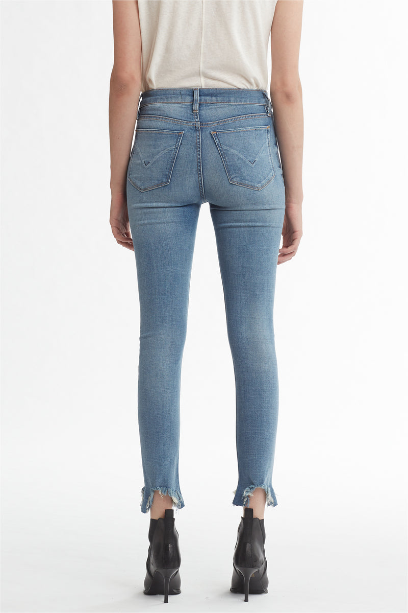 Barbara High Rise Super Skinny Jean