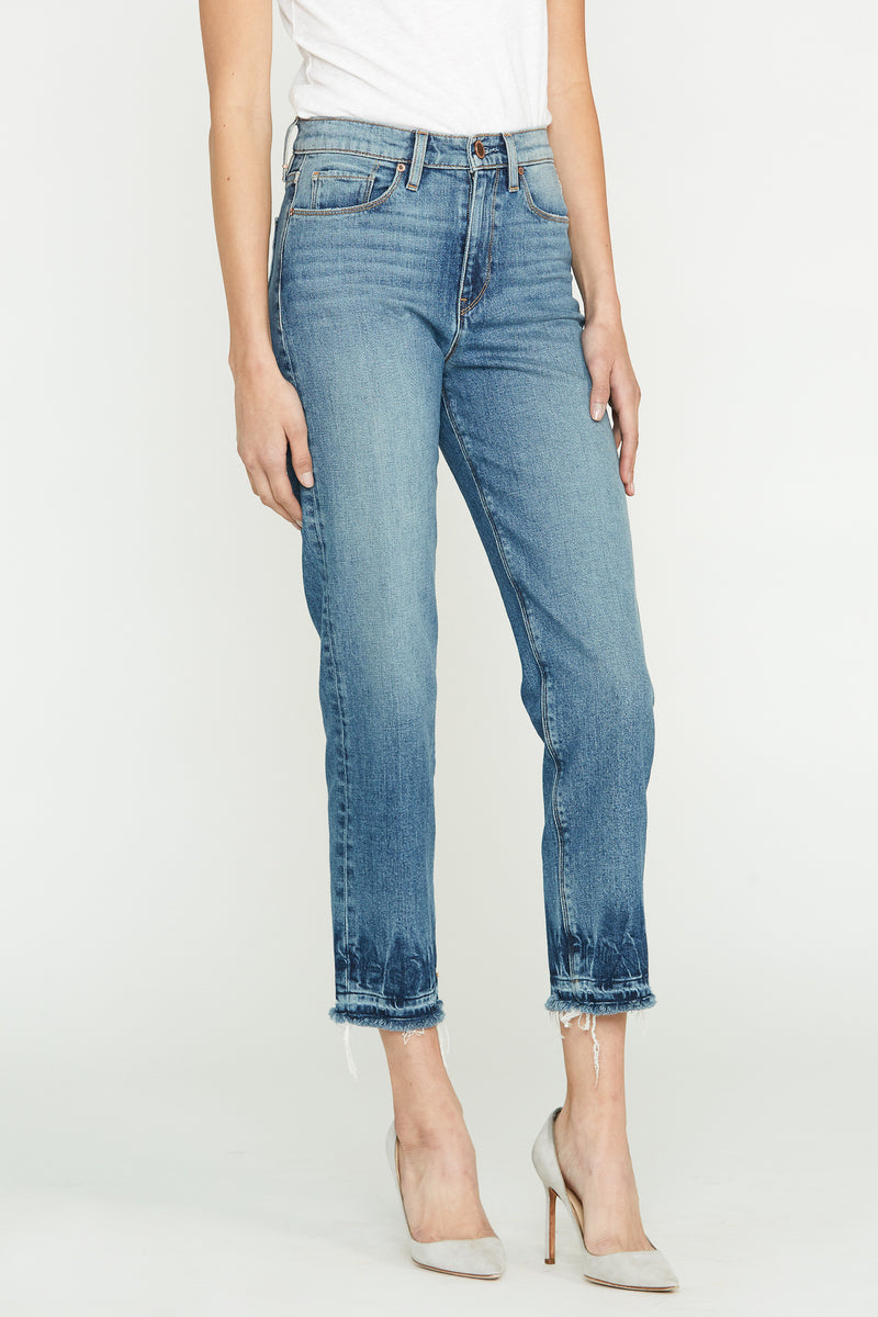 Holly High Rise Straight Jean