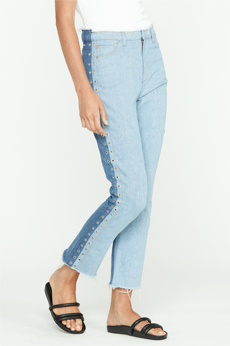 Holly High Rise Straight Jean - hudsonjeans