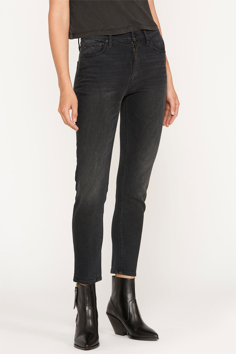 Bettie High-Rise Taper Jean