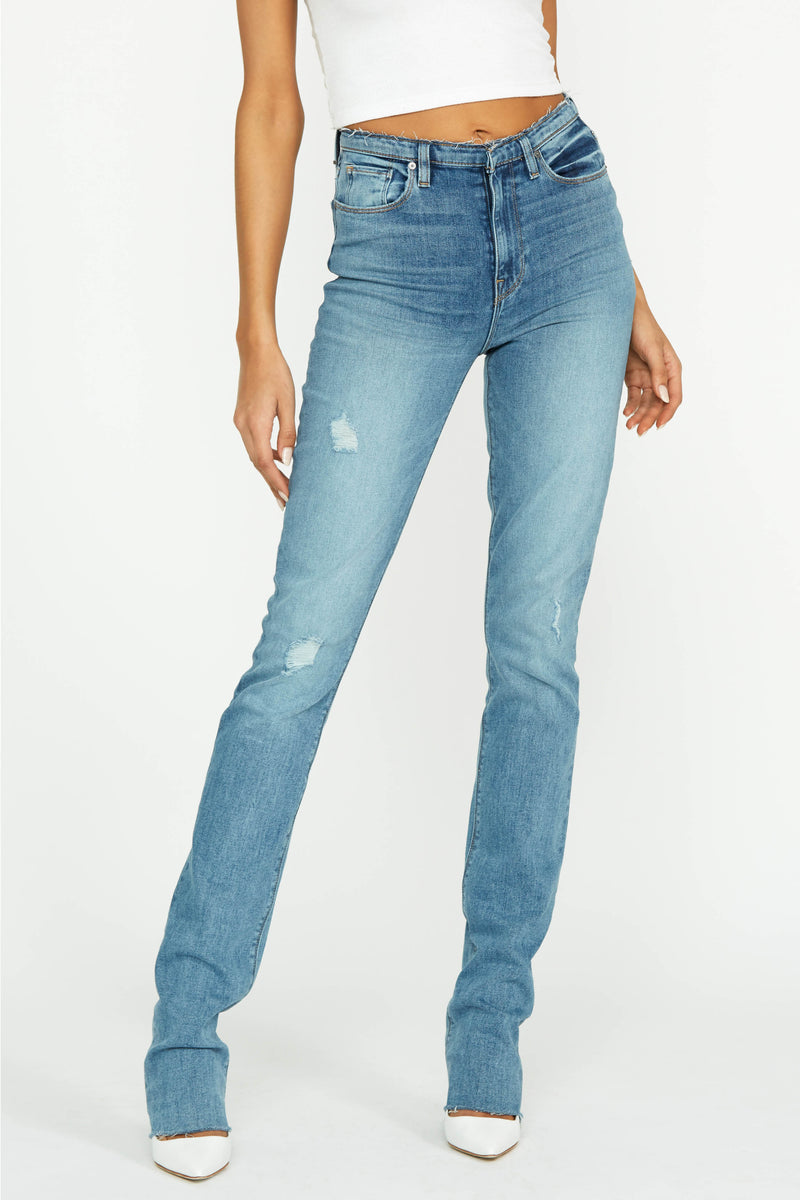 Barbara High-Rise Straight Jean - hudsonjeans