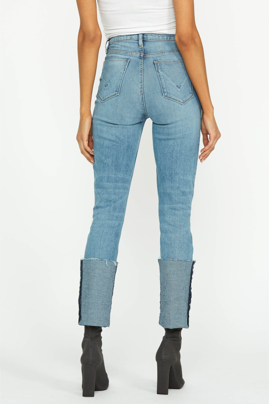Barbara High Rise Skinny Jean