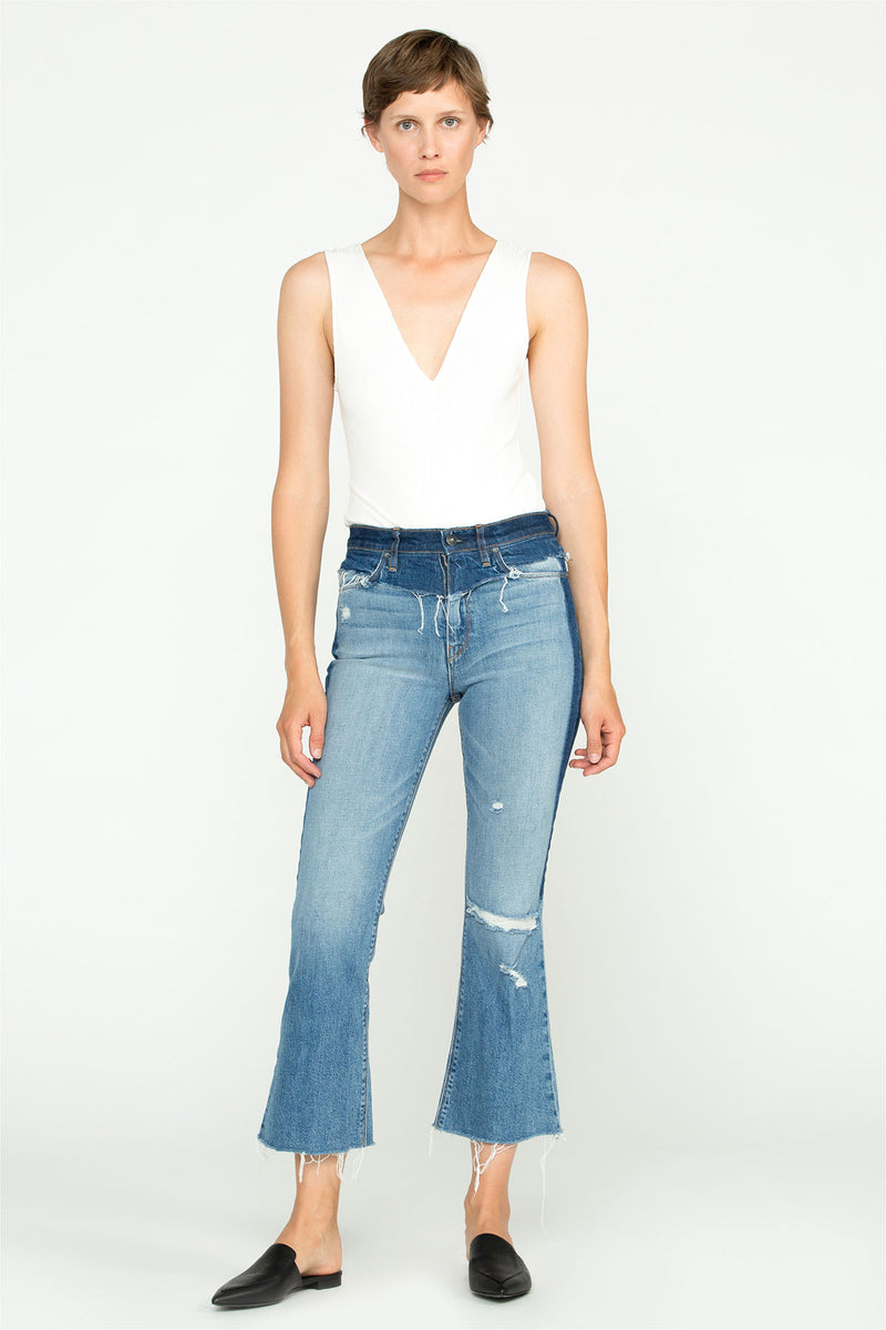 Elly Extreme High-Rise Tapered Jean