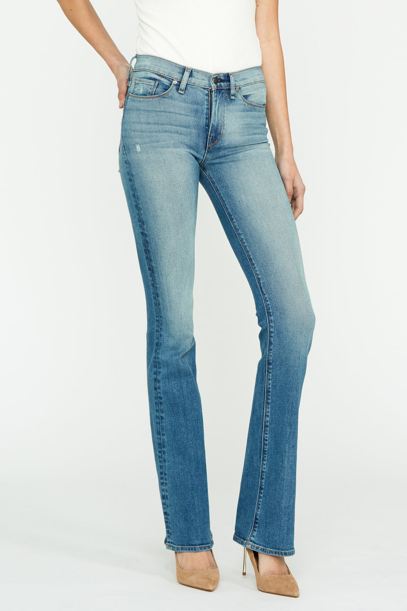 Drew Mid-Rise Bootcut Jean - hudsonjeans