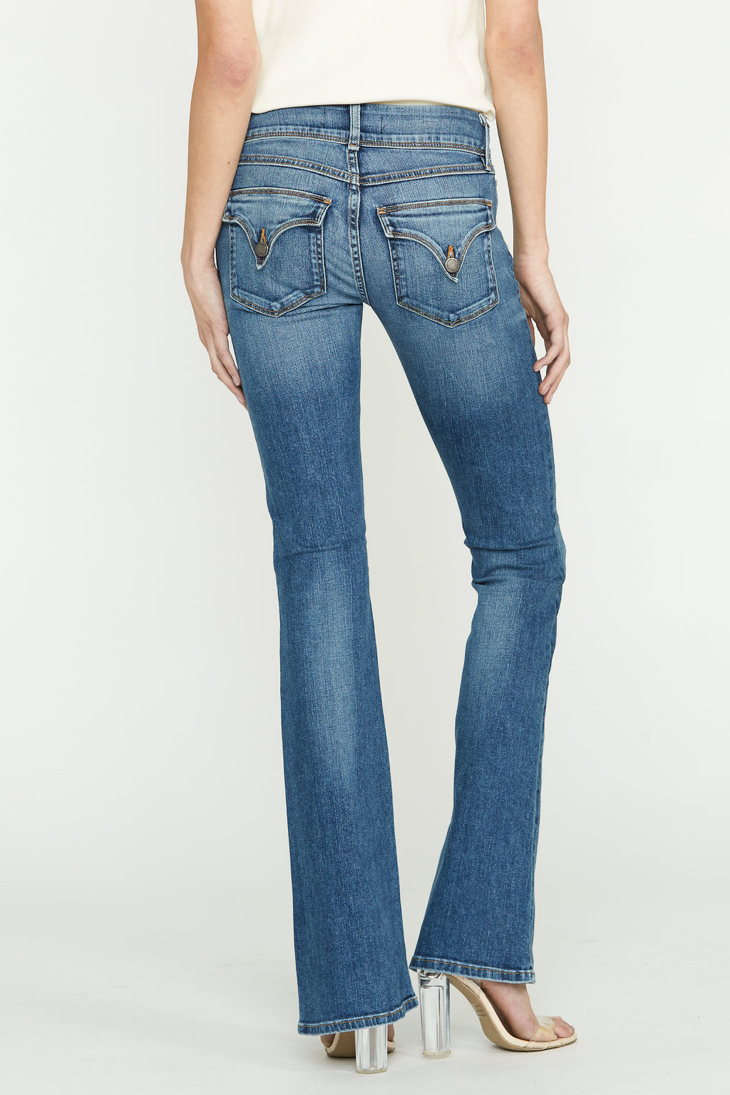Signature Mid-Rise Bootcut Jean - hudsonjeans