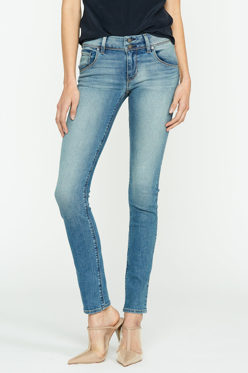 Collin Mid-Rise Skinny Jean - hudsonjeans