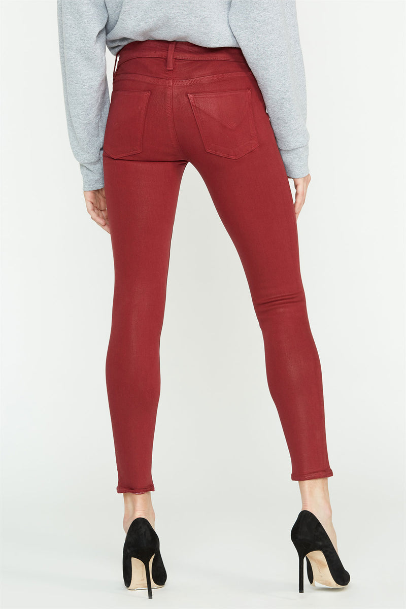 Nico Mid-Rise Super Skinny Ankle Jean - hudsonjeans