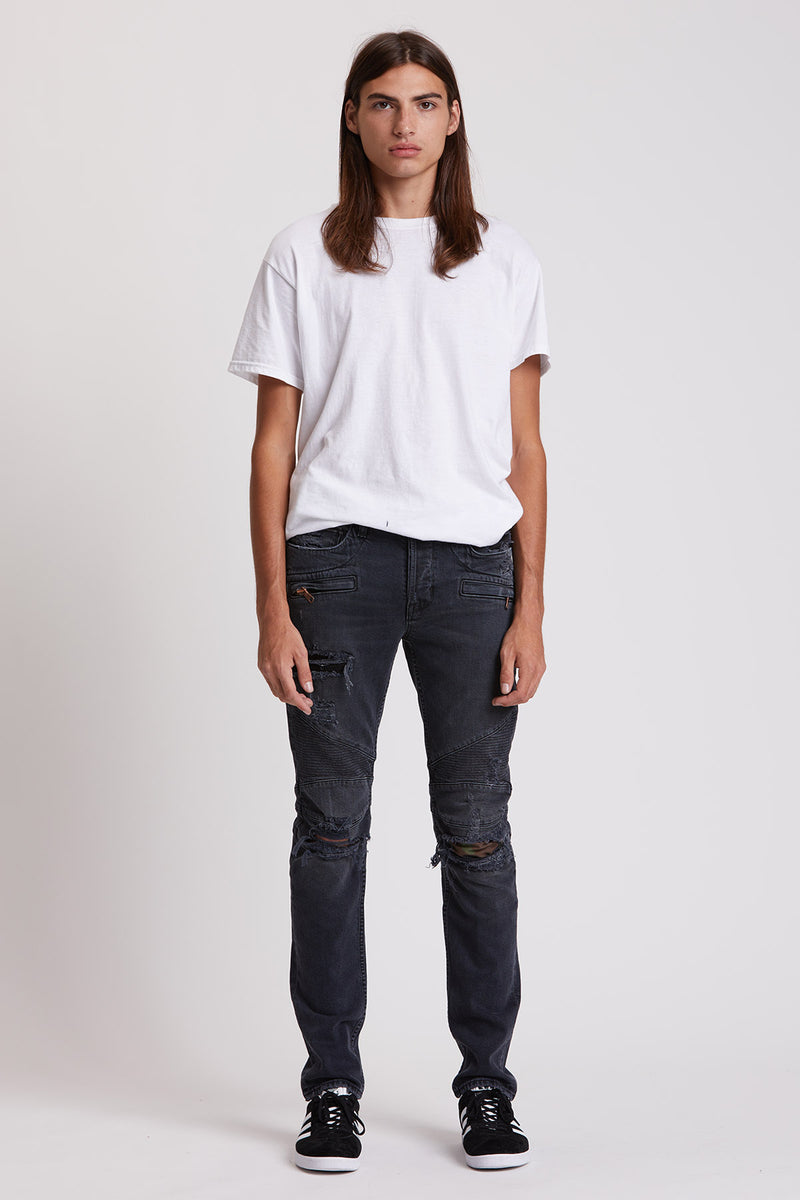 Axl Skinny Jean with Side Seam