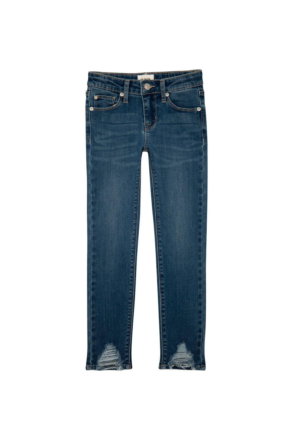 GIRLS ASAMI CROP JEAN, SIZES 7-16 - VINTAGE LOVE - Image 1