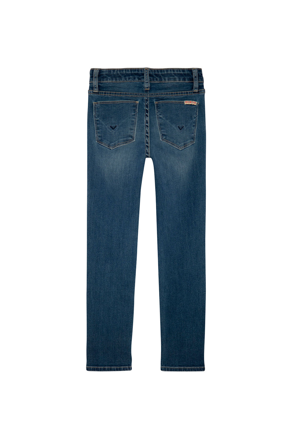 GIRLS ASAMI CROP JEAN, SIZES 7-16 - VINTAGE LOVE - Image 2