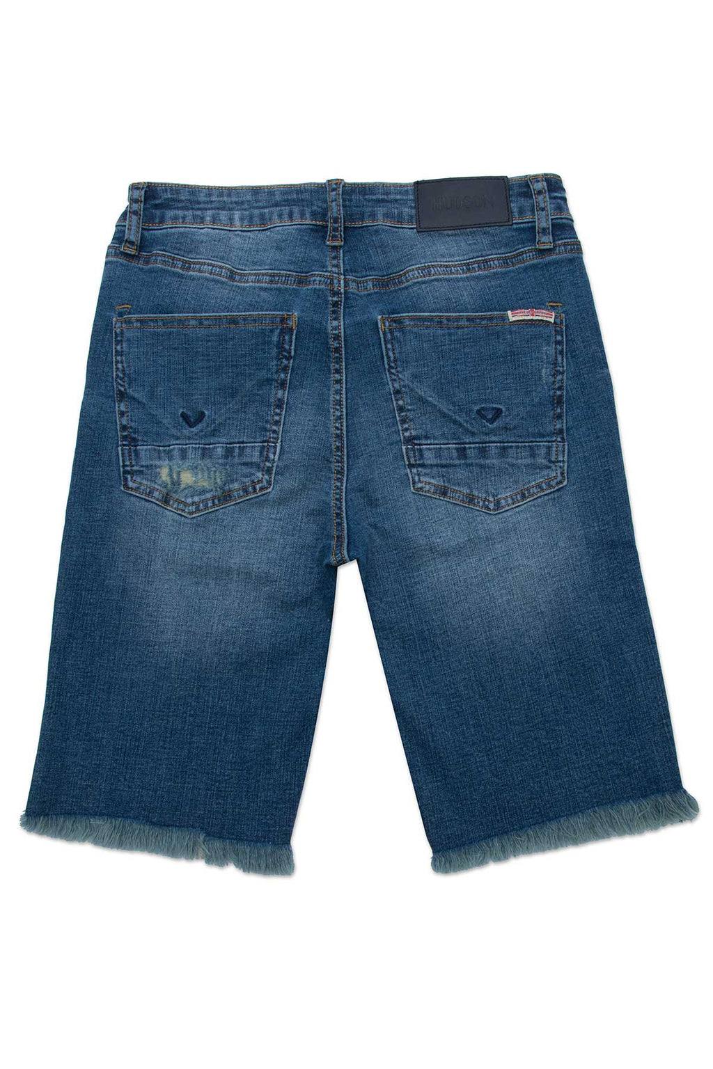BIG BOYS REPAIRED SHORT, SIZES 8-18 - HEAVY DESTROYED - Image 2