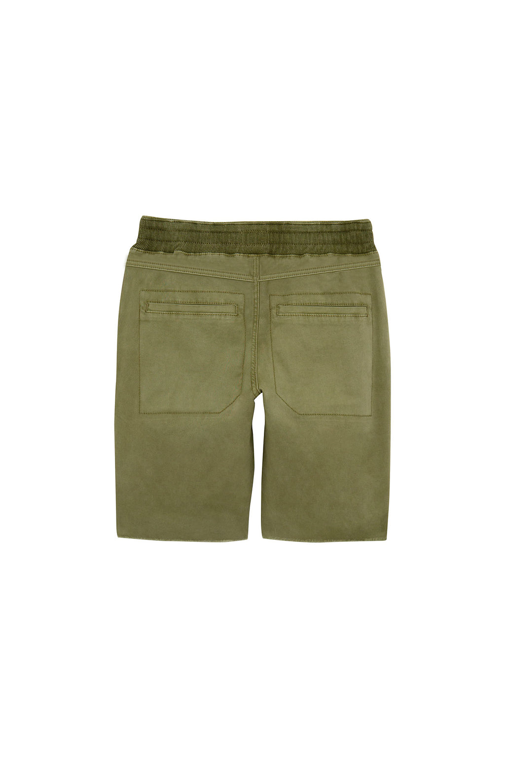 BOYS SHAW SHORT, SIZES 8-20 - MOSS - Image 1