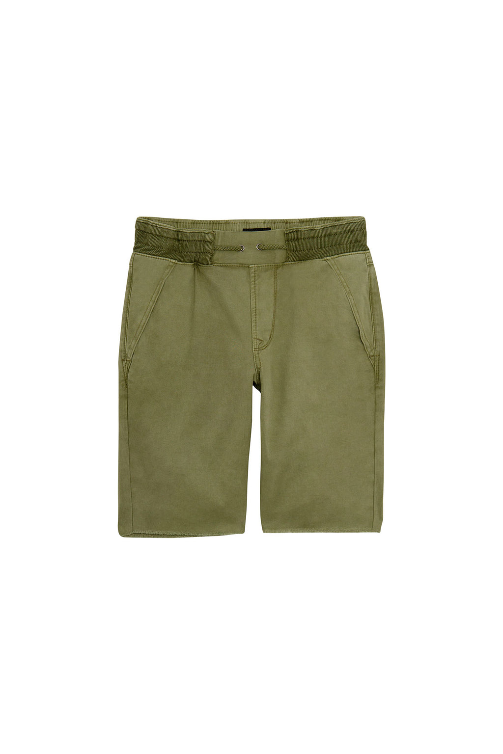 BOYS SHAW SHORT, SIZES 8-20 - MOSS - Image 2
