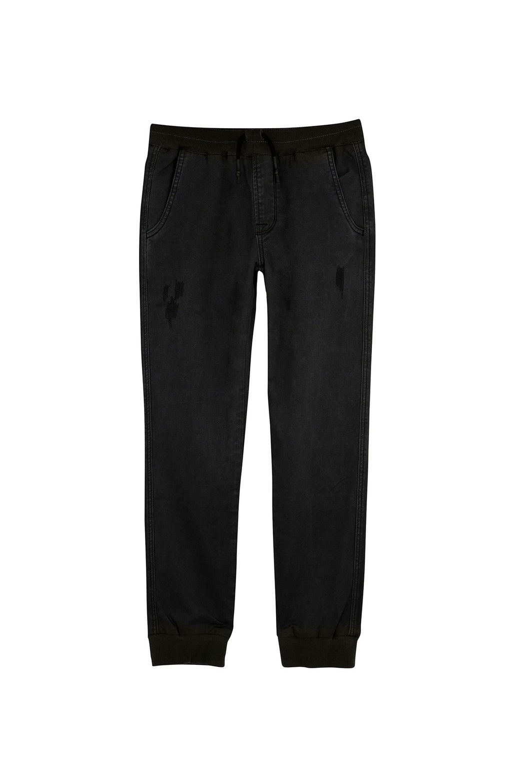 BOYS LUCAS JOGGER, SIZES 8-20 - LIGHT BLACK - Image 2