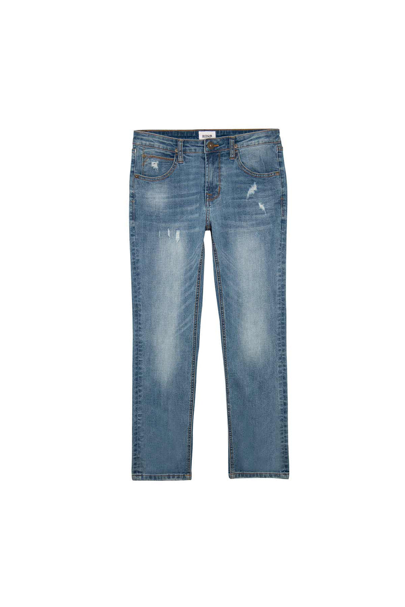 BOYS JAGGER SLIM STRAIGHT JEAN, SIZES 8-20 - JAGGER - Image 1