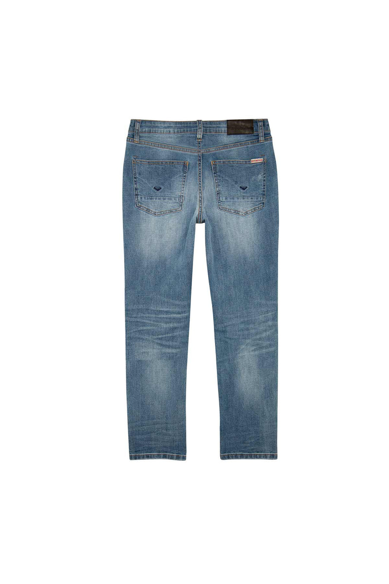 BOYS JAGGER SLIM STRAIGHT JEAN, SIZES 8-20 - JAGGER - Image 2