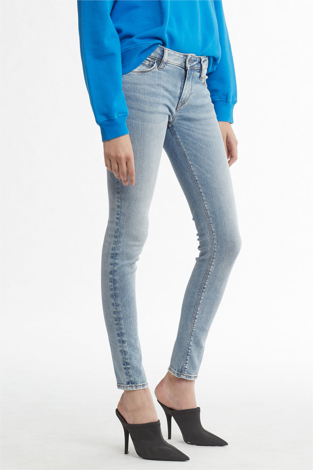 KRISTA SUPER SKINNY JEAN - BREAKTHROUGH - Image 2