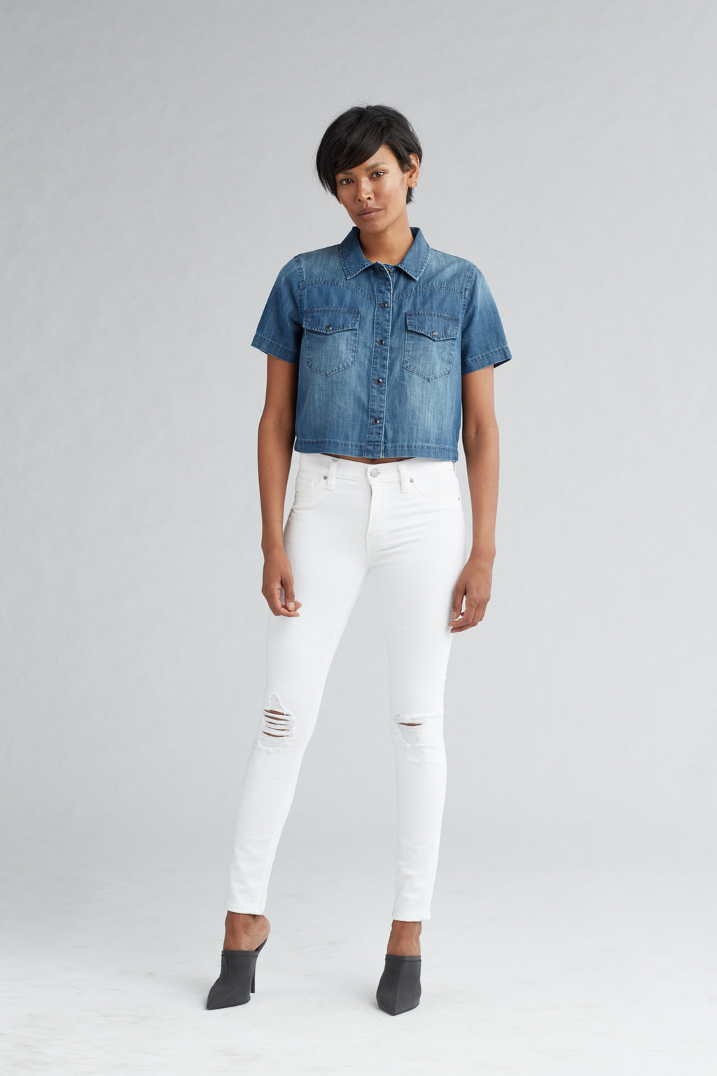 WESTERN SHIRT - BREEZE - Image 1