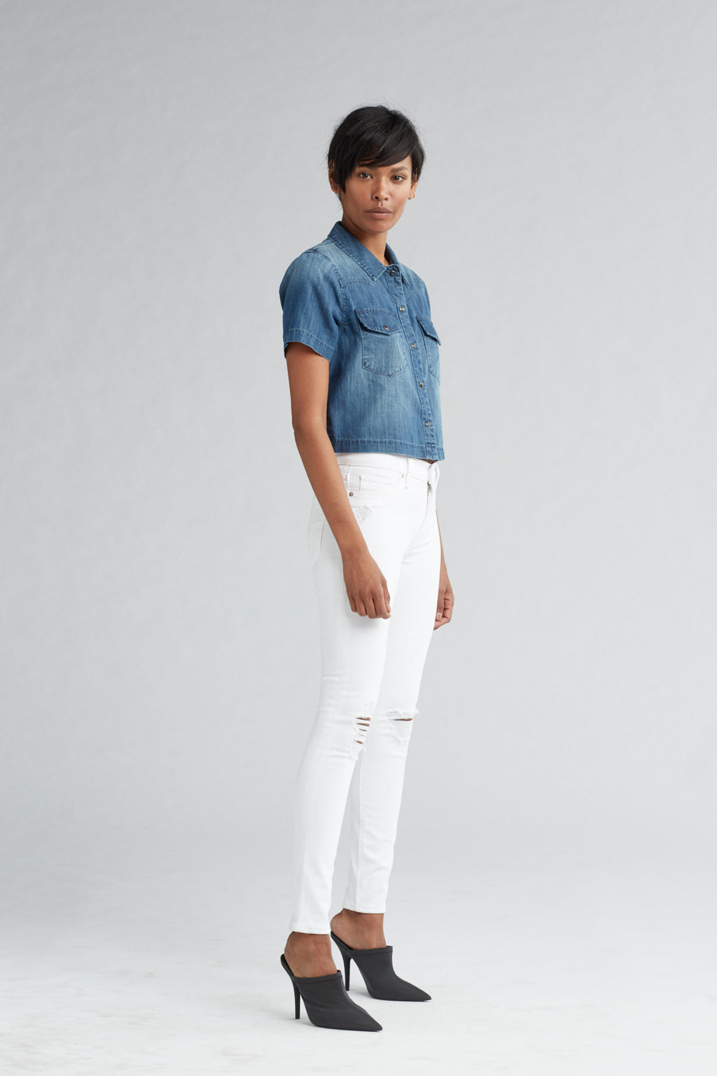 WESTERN SHIRT - BREEZE - Image 2